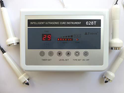 ULTRASCHALLGERÄT 628T-Plus Profi CE-Certification Medizin Physiotherapie Kosmetik Beauty Faltentherapie