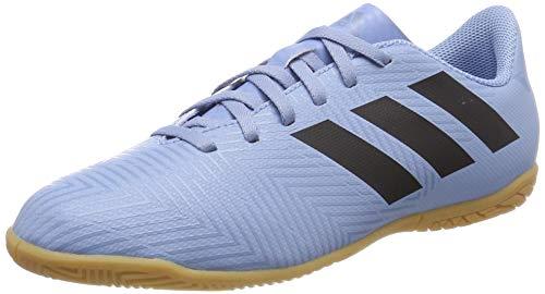 adidas Nemeziz Messi Tango 18.4 in J, Scarpe da Calcetto Indoor Unisex-Bambini, Multicolore (Azucen/Negbás/Grinat 0), 36 2/3 EU