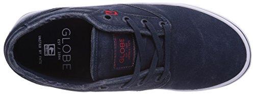 Globe Motley, Sneaker Unisex – Adulto Blu (Blau (navy wash 13202))