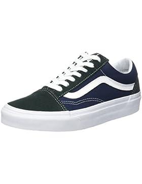 Vans Unisex-Erwachsene Old Skool Suede/Canvas Sneaker