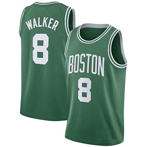 HWHS316 Boston Celtics # 8 Uniformes Baloncesto Kemba