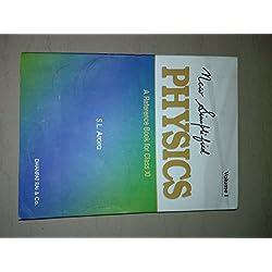 SL arora class 11 physics vol1