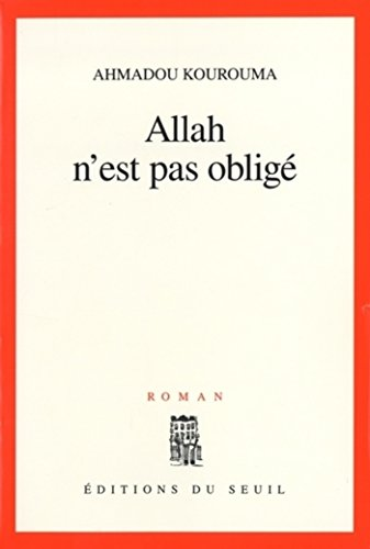 Allah n'est pas obligé (Cadre Rouge)