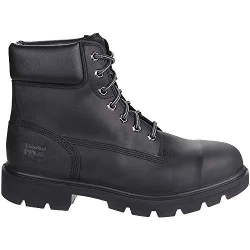 Timberland Sawhorse Black Lace up Safety Boot - 10UK