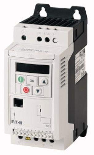 Eaton 185803 Frequenzumrichter, 1-/3-Phasig 230 V, 2, 3 A, 0, 37 kW, emv-Filter