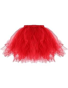 Faldas, Challeng Falda plisada del tutú del adulto de la alta calidad para mujer faldas plisadas mini del tutú...