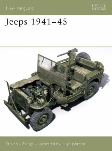 Jeeps 1941-45 Cover Image