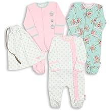 The Essential One - Pijama para bebé - Paquete de 3 - ESS75