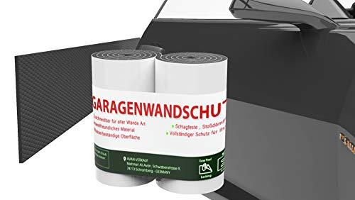 Avan - Verkauf Auto Garagenwandschutz | Auto Türkantenschutz Türkantenschoner | Autotürschutz Garage | 2 er set Selbstklebend 2 m Lang