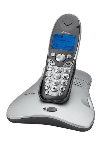 Swissvoice Eurit 547 schnurloses ISDN Telefon