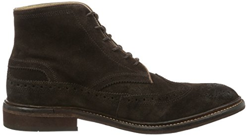 Hudson London Herren Rayden Suede Brown Chukka Boots Braun (Brown)