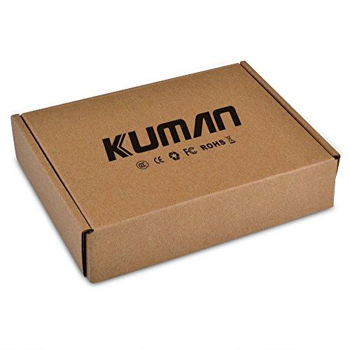 416JOgHxYrL - Kuman 5V 8 Canales Escudo Módulo de Relé para Arduino UNO R3 1280 2560 ARM PIC AVR STM32 Raspberry Pi DSP K30