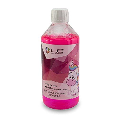 Liquid Elements Pearl Rain Autoshampoo Einhorn Edition 500ml