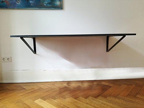 Schreibtisch Wandhalterung Schreibtischplatte Wandbefestigung Winkel Halterung Gestell