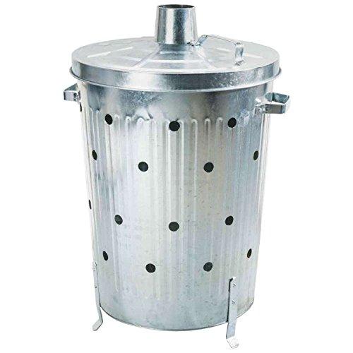 provence-outillage-07378-incinerateur-de-jardin-galvanise-avec-pied-argente