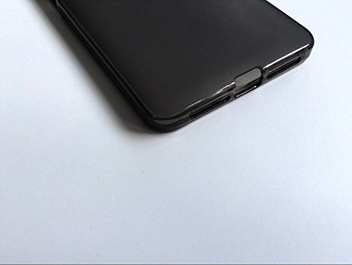 Aspir Back Cover For COOLPAD COOL 1 ( Black Silicon ) i5