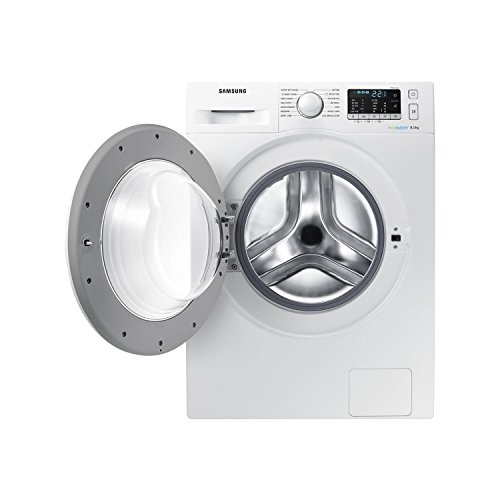 Samsung WW80J5355MW 8kg 1400rpm A+++ Freestanding Eco Bubble Washing Machine - White Best Price and Cheapest