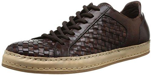 Florsheim  Pompei,  Sneaker uomo Marrone Marron (Dark Brown Woven) 45