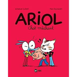 Ariol (6) : Chat méchant