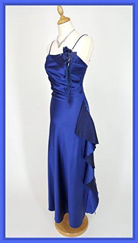 JuJu & Christine - Robe - Brassière - Femme Bleu