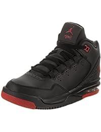 timeless design bdac8 765bc NIKE Jordan Flight Origin 2 BG- Chaussures de Basketball Garçon, Noir  (Black