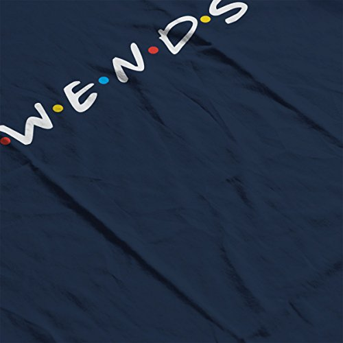 Friends Fwends Women's Sweatshirt Navy blue