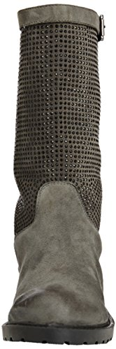 Spm Folli 3/4 Boot, Bottines avec doublure intérieure femme Gris - Grau (Dk Grey 006/Dk Grey 006)