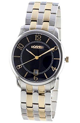 Roamer 510972475450_wt Reloj de pulsera para hombre