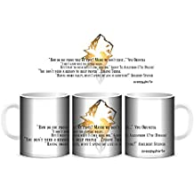 Creepyshirt - FINAL FANTASY IX INSPIRED - QUOTES MUG