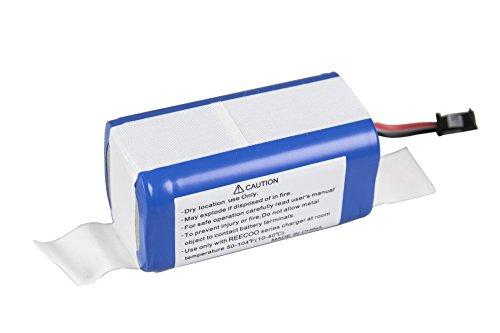 Batería de repuesto para robots aspiradores Conga Excellence.