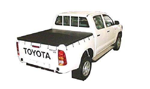 Toyota Hilux J Deck Dual Cab Bunji Ute Tonneau Soft Cover August 2005bis 2015 (Cover Tonneau Truck)
