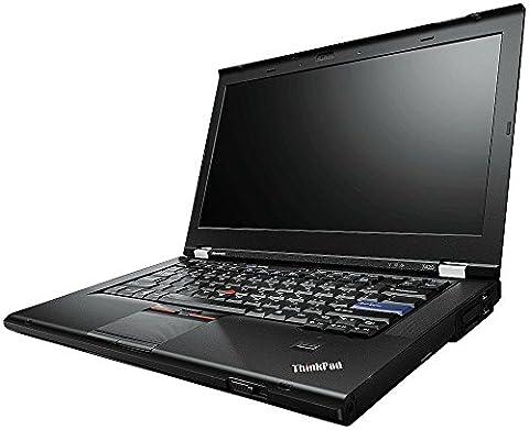 'Lenovo ThinkPad T420, 35,8cm (14,1), Core i5, 320Go, Win 7(Ref.)