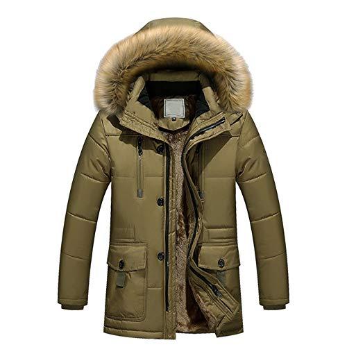 Kanpola Herren Jacken Fleece Männer Outdoor Winter Winddicht -