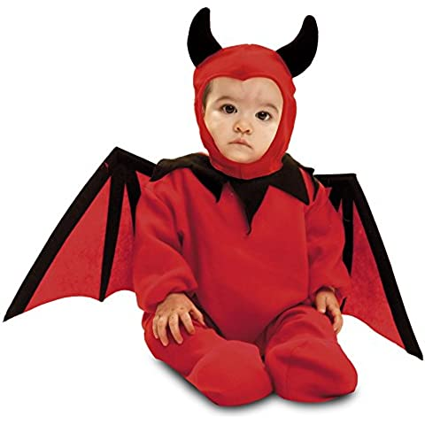 Viving  - Disfraz diablillo bebe7-12 meses