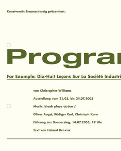 program-for-example-dix-huit-lecons-sur-la-societe-industrielle-revision-i