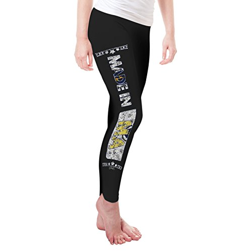 TWISTED ENVY - Leggings sportivi -  donna Black