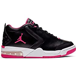 Nike Jordan Big Fund (Gs) - Black/Hyper pink-White, Größe:7Y