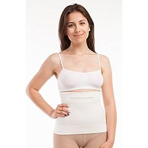 GABRIALLA nahtlos Milch Faser Body Shaping stützeinsatz Binder