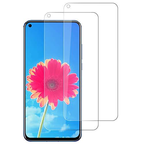 DOSNTO 2 Pezzi Vetro Temperato per Huawei Honor View 20, Protezione dello Schermo 9H Durezza,...