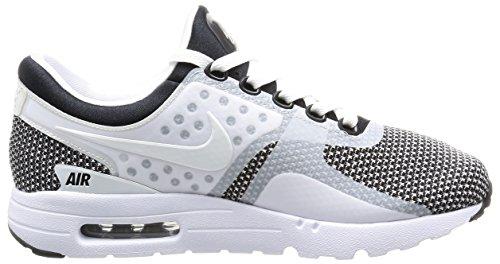 Nike 876070-005, Scarpe da Trail Running Uomo Nero (Nero / Bianco-lupo grigio)