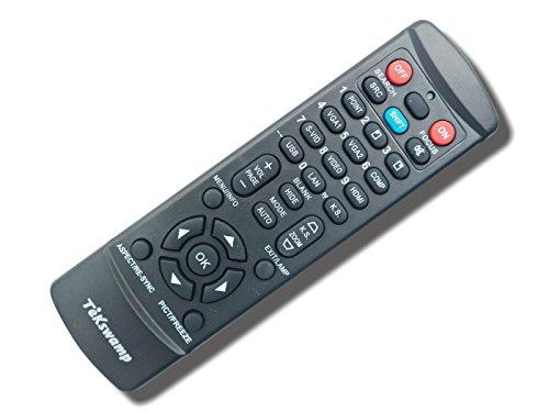 BenQ MS504 TeKswamp Video Proyector Mando a distancia / Controle el telecontrol / Remote Control