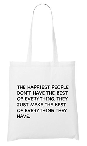 The Happiest People Don`t Have Sac Blanc