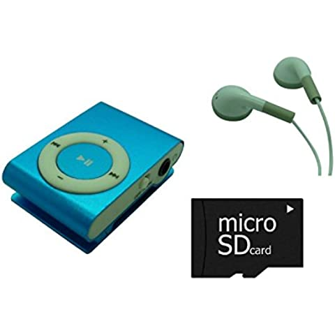 Memory-welt - Mini lettore MP3 con clip