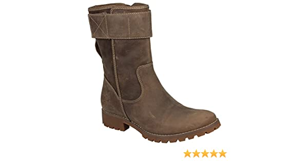 Timberland Womens Womens Atrus Mid Boots in Taupe UK 5.5