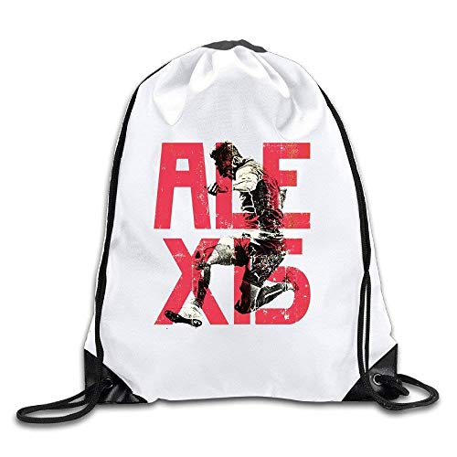 Icndpshorts UEFA Champions League Alexis Sanchez Port Bag Drawstring  Backpack 7ae8ab9ed0a6a