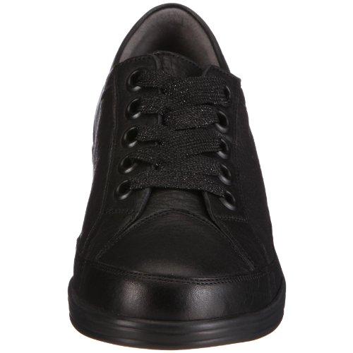 Meisi Garmin 23667, Chaussures basses femme Noir - V.2