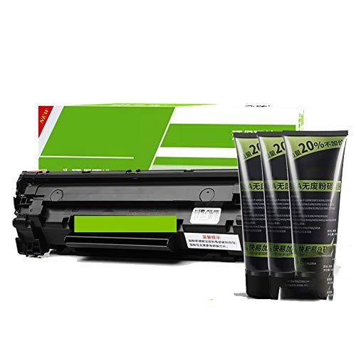 GYBN Kompatible Tonerpatrone für HP m126a Tonerpatrone m1136 Drucker, p1108 m1216nfhmfp Trocknertrommel, p1007 Laserjetprop1106 202dn m1139f cc388a Pulverpatrone-8000pages