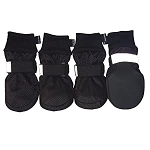 Vibrant-Fellow-Paw-Protector-Dog-Boots-Protective-Waterproof-Soft-and-Skid-proof-Set-of-4