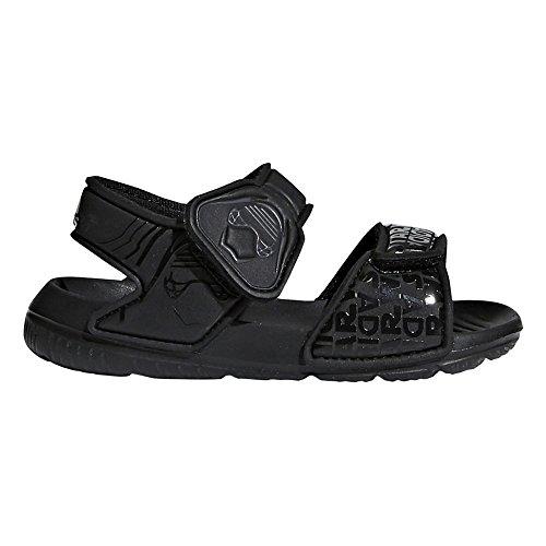 Adidas Dy Frozen Altaswim G I, Zapatillas Unisex Bebé, Varios Colores (Petmis/Ftwbla/Aquene), 26 EU