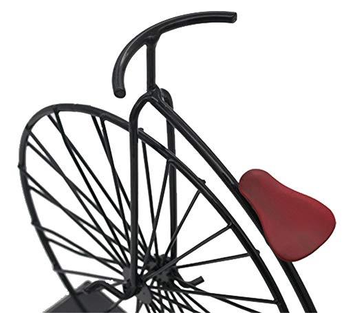 Decoración Del Hogar Joyas Creativas Cerámica Pastoral RegaloManualidades Antiguas De Metal Modelo De Bicicleta Retro Vintage Viejo Modelo De Bicicleta Antiguo Club De La Bicicleta Ornamento Home